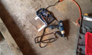 My drill...for drilling