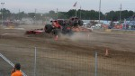 Monster truck time trials